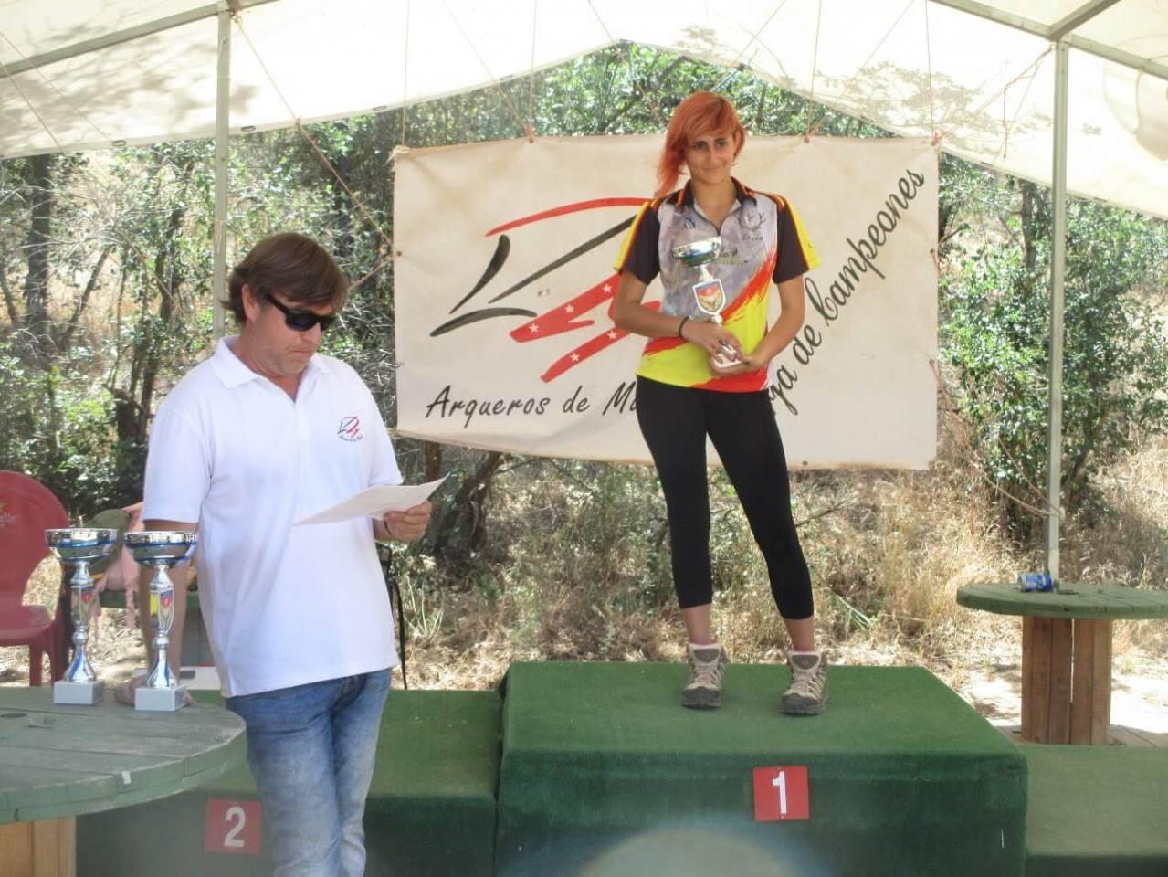 Campeonato autonómico Recorridos de caza con arco 2017