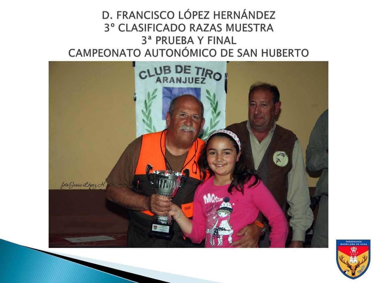 Campeonato autonómico San Huberto 2017