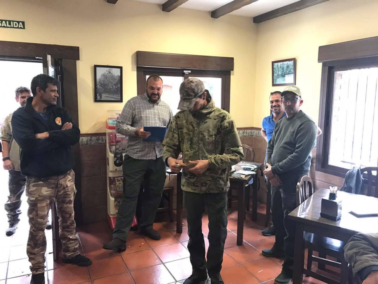 Campeonato Intersocial Cetrería 2017