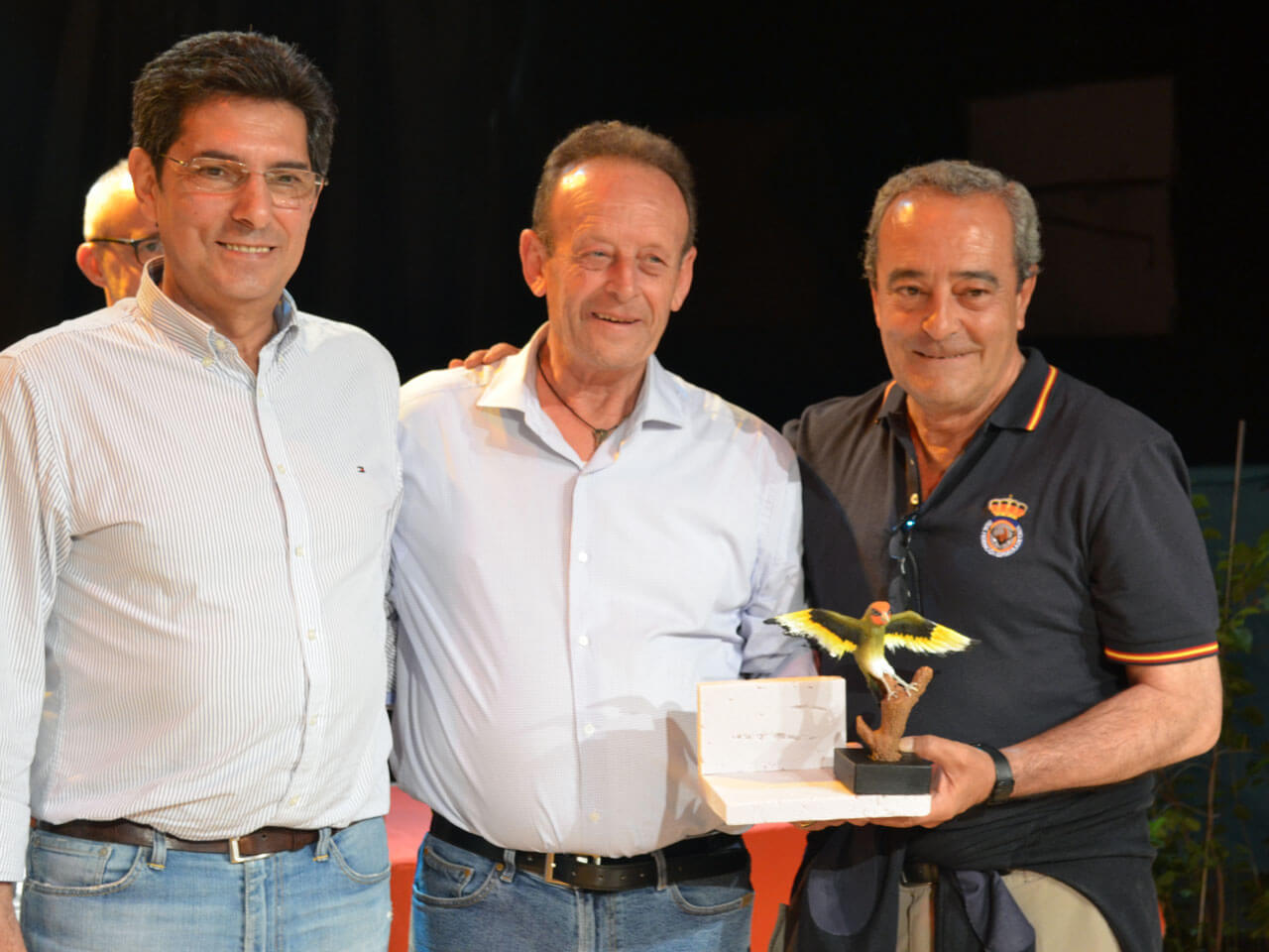 Campeonato España Cante 2018 Entre ga Trofeo RFEC