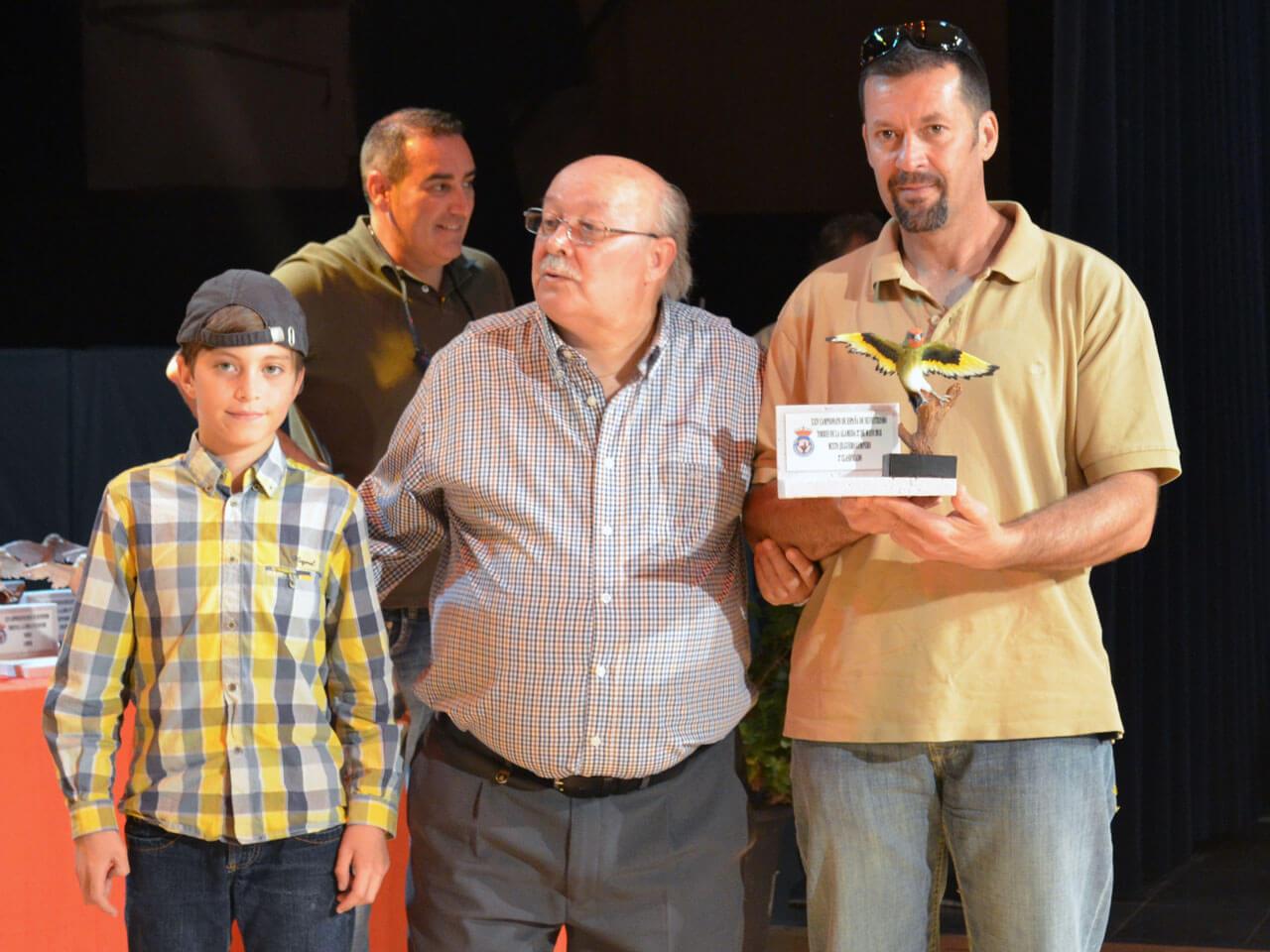 Campeonato España Cante 2018 - Juan Carlos Penedo 3º Clasif M Jilg