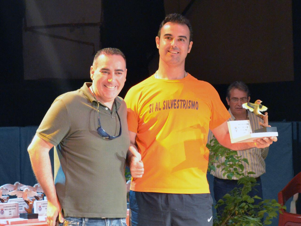 Campeonato España Cante 2018 - Lázaro Martin Subcampeon M Jilg
