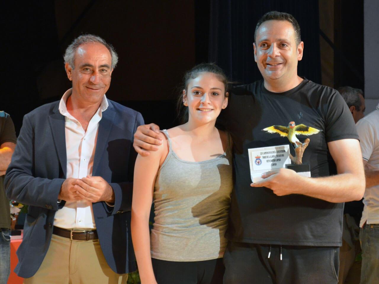 Campeonato España Cante 2018 - César Cebrián Campeon M Jilg