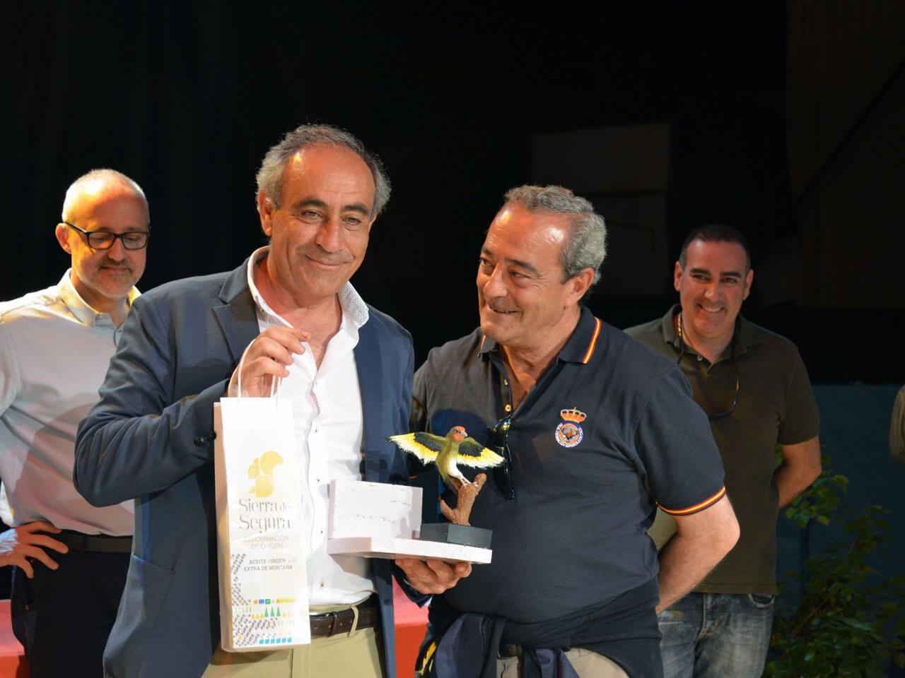 Campeonato España Cante 2018 - Alcalde y Presidente FMC