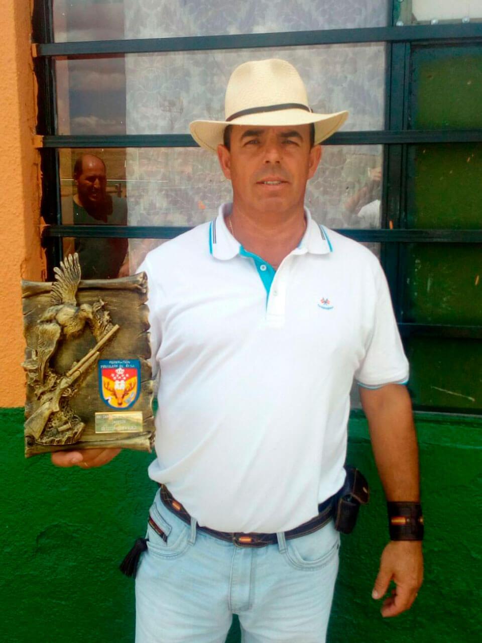 Campeon Autonómico Senior - D. Manuel Carbonell Ocaña