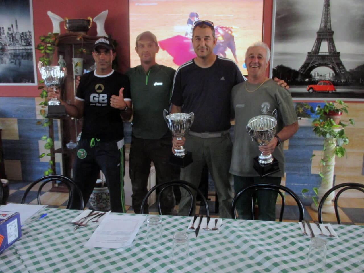 Campeonato Autonómico Caza Menor 2018