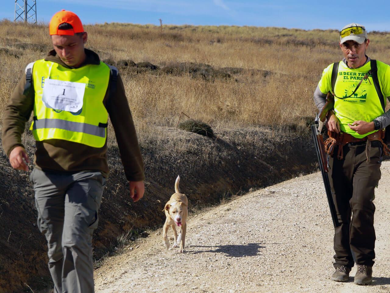 Campeonato Autonómico de Caza menor con perro 2018