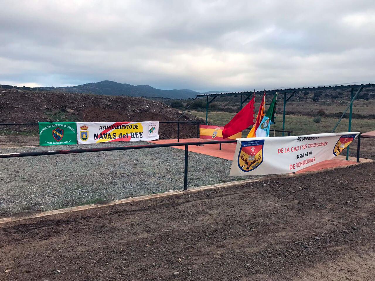 Campeonato Intersocial Cetrería bajo vuelo 2018