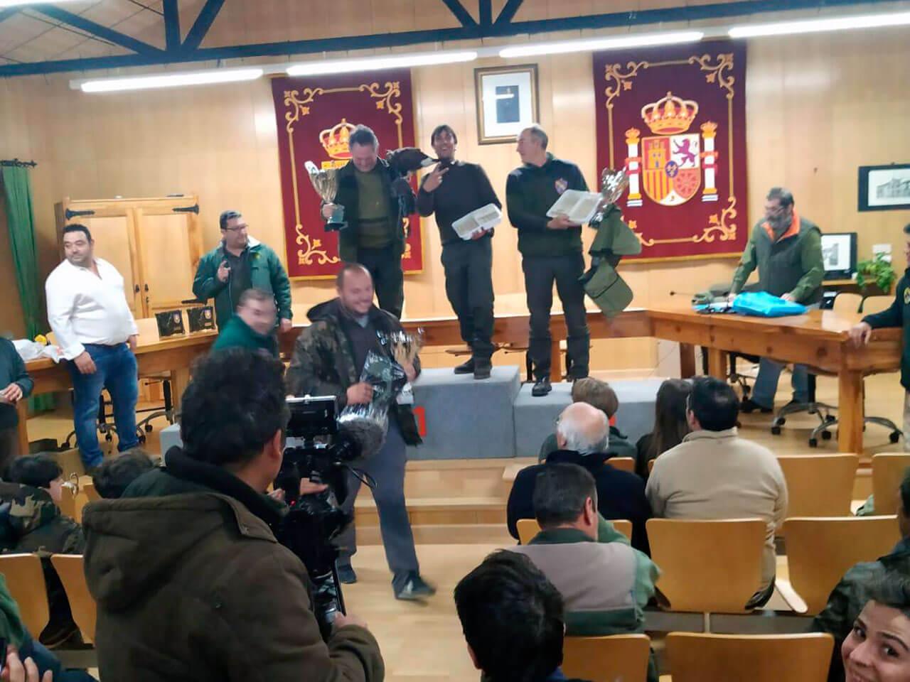 Campeonato Autonómico y Copa Presidente Cetrería 2019