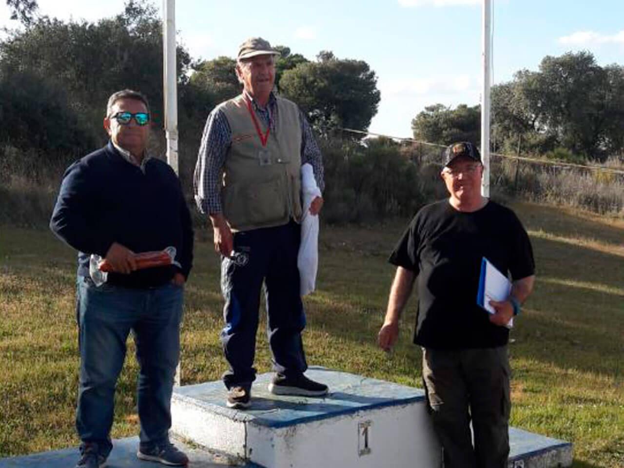 Campeonato Autonómico Recorridos de Caza 2019