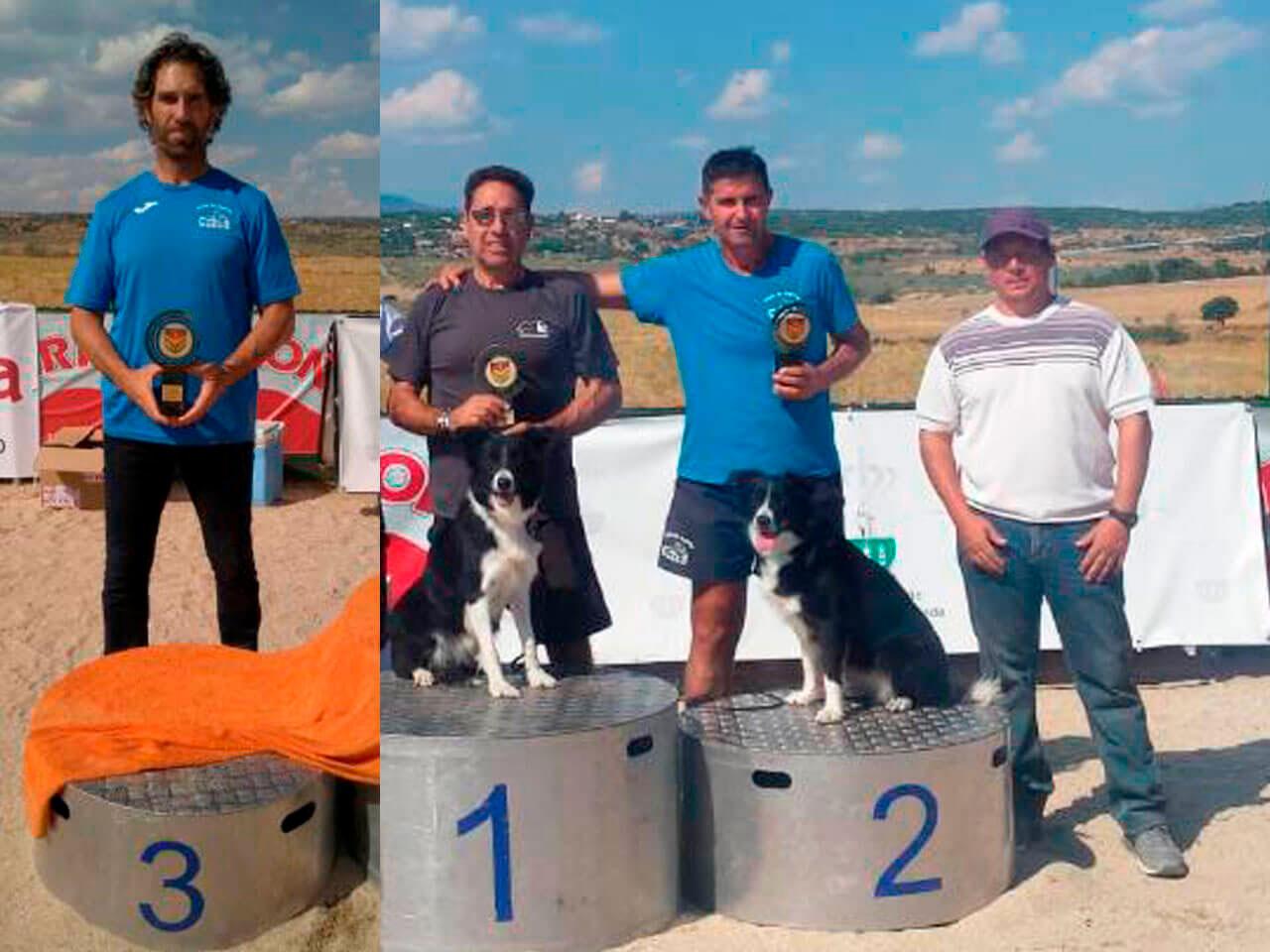 III Campeonato Autonómico Liga Agility 2018 - Categoría 50