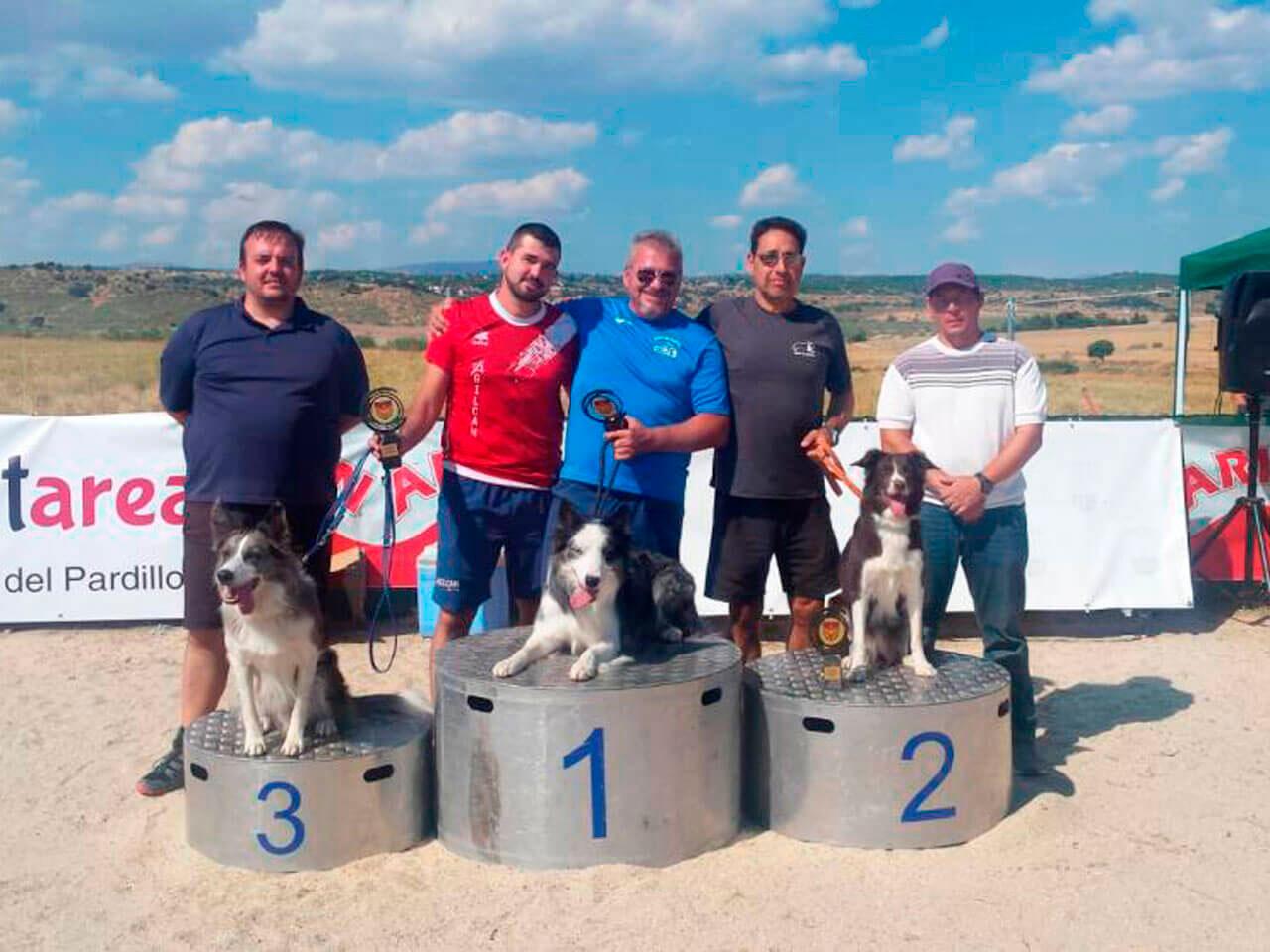III Campeonato Autonómico Liga Agility 2018 - Categoría 60