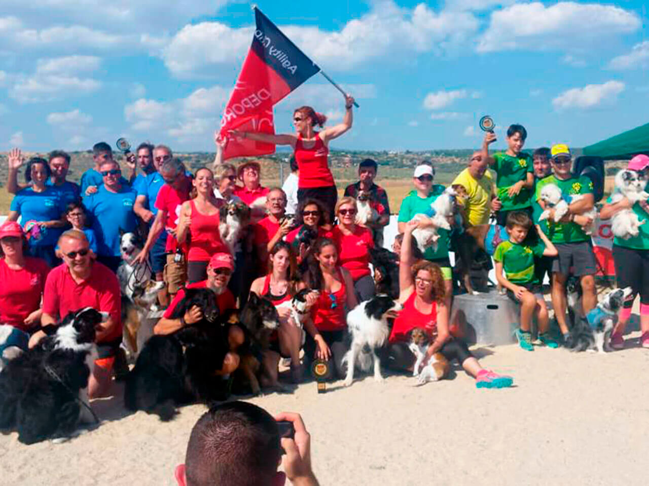 III Campeonato Autonómico Liga Agility 2018 - Equipos