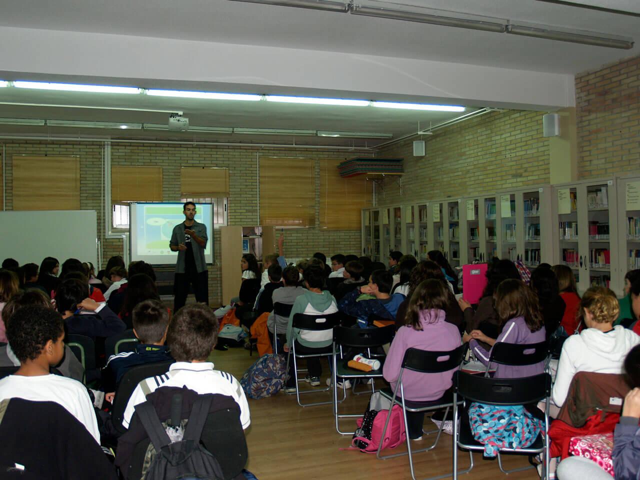 Escuela - Fotos Aula