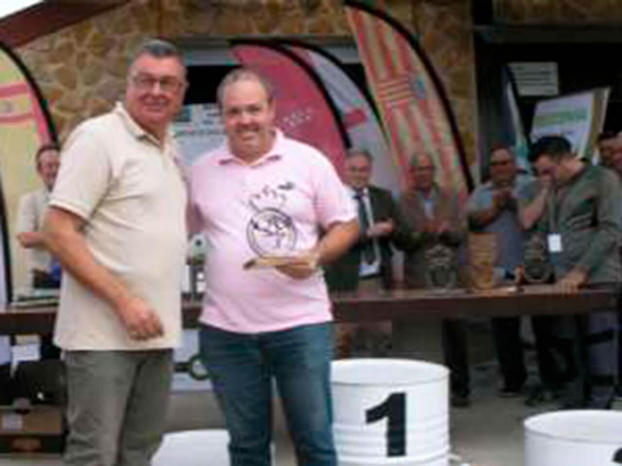 Primer Campeonato de España para Cazadores Adaptados