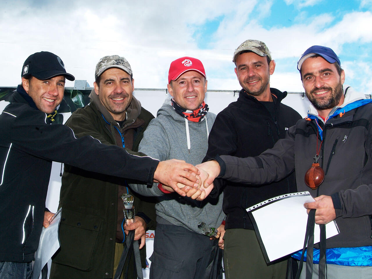 campeones de España de Field Target PCP