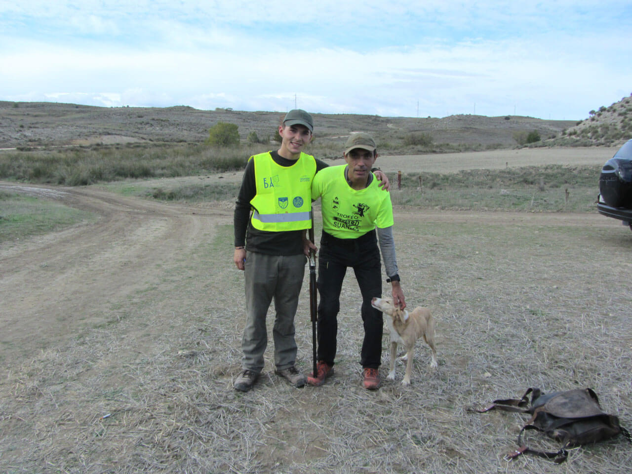 Campeonato Autonómico de Caza menor con perro 2019