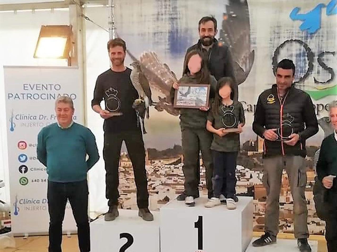 Campeonato de España de Cetrería 2019 - Vuelo Azor