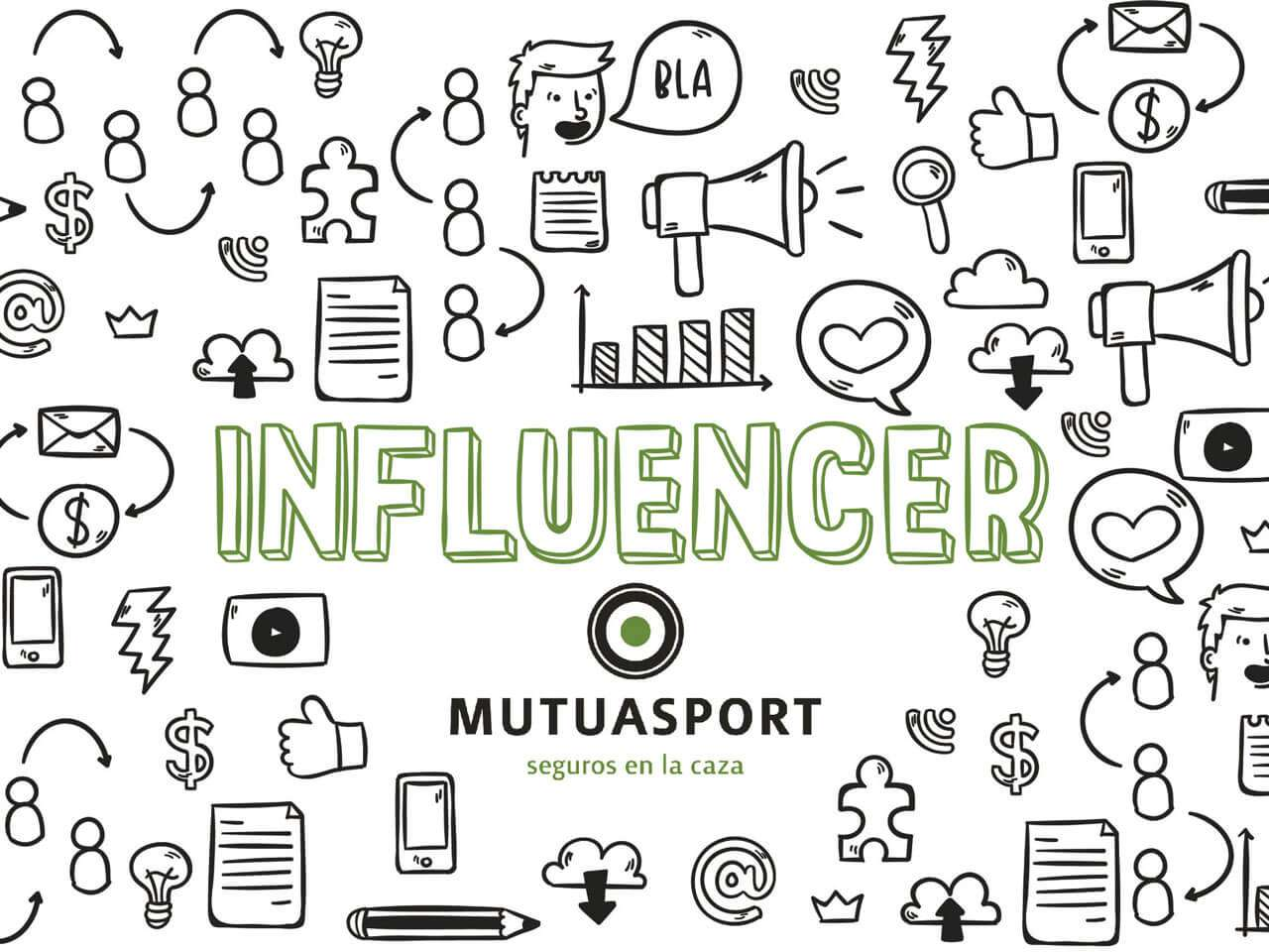 Influencers Mutuasport
