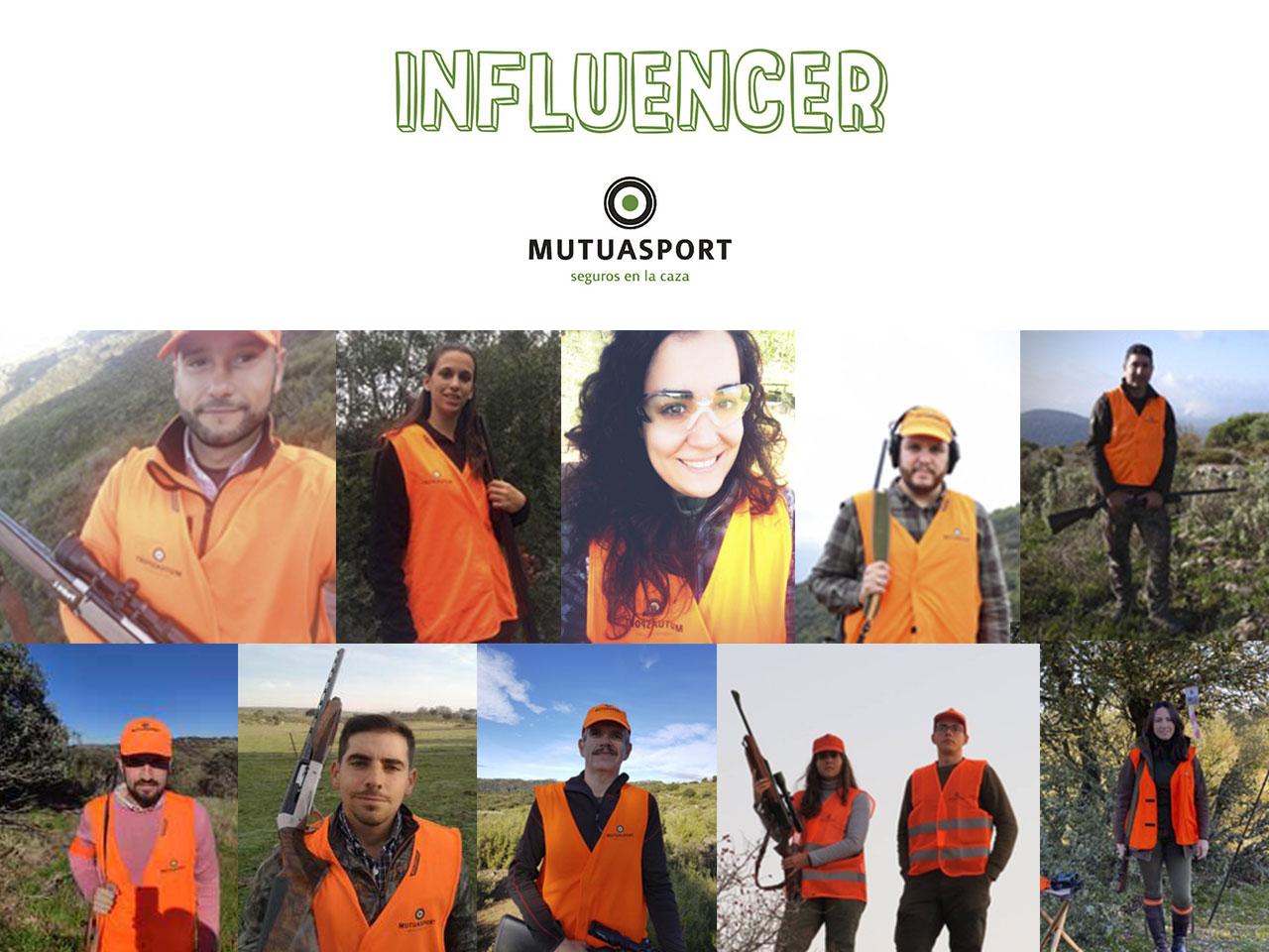 Influencers Mutuasport 2020