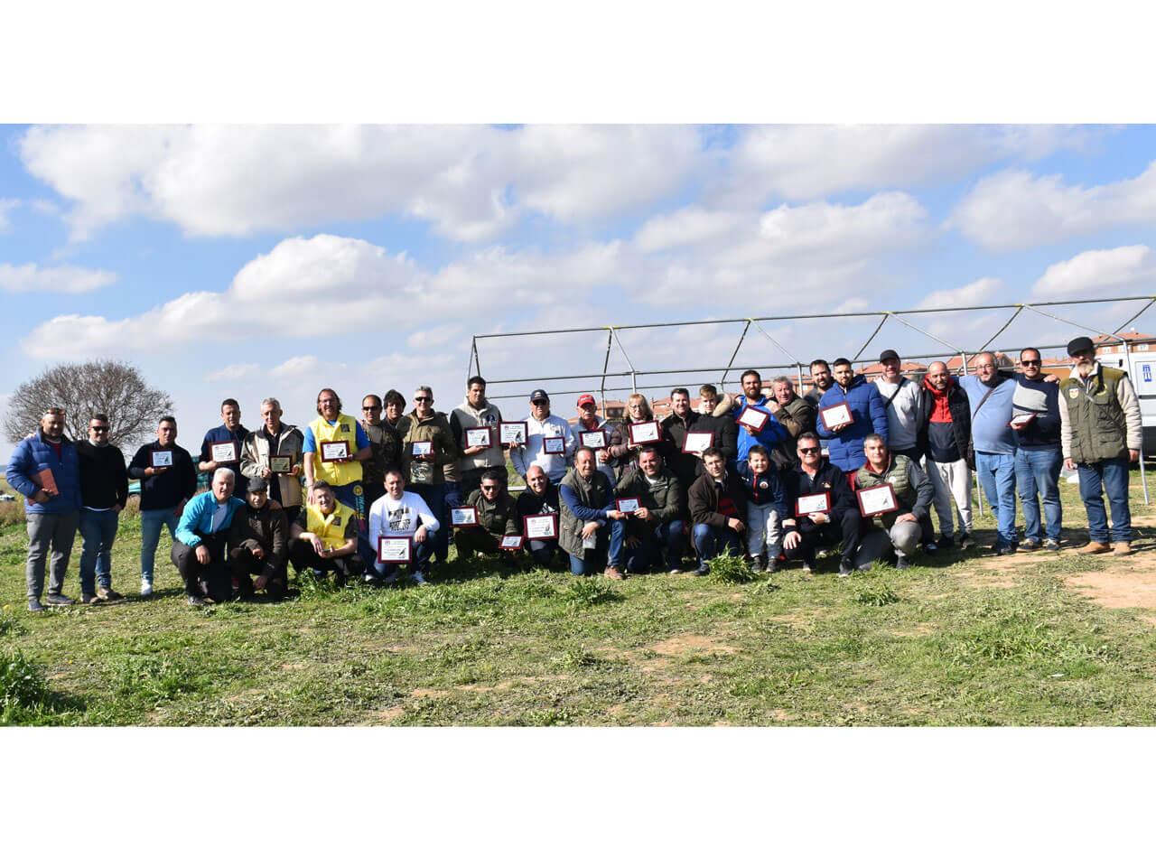 Campeones XXII MEMORIAL FRANCISCO JAVIER CAMPUZANO