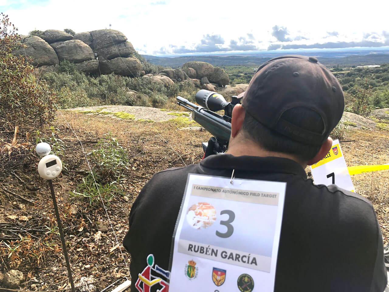 Campeonato Autonomico Field Target 2019