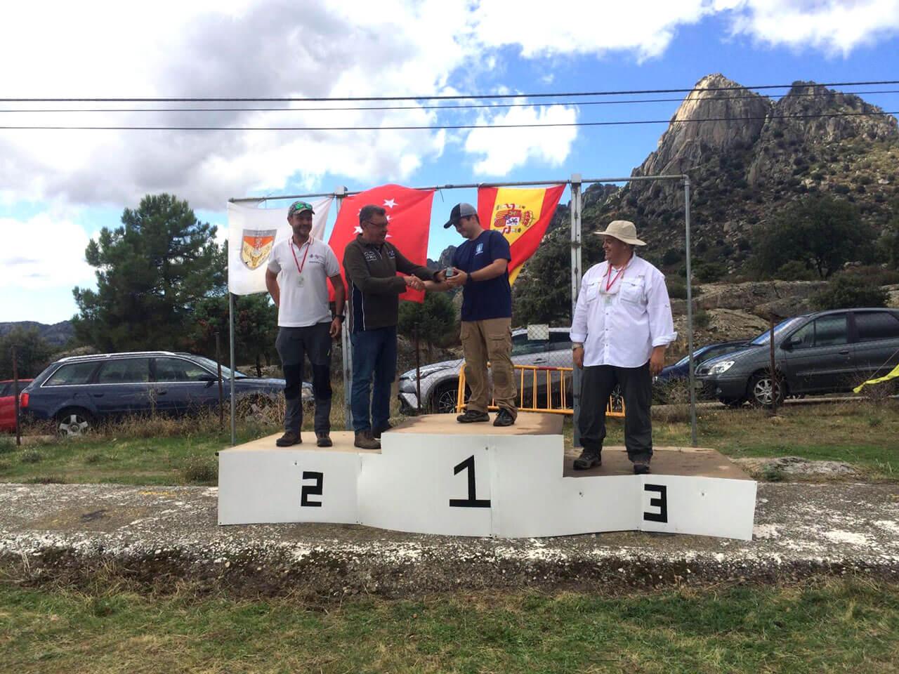 Campeonato Autonomico Field Target 2019 - Categoría PCP