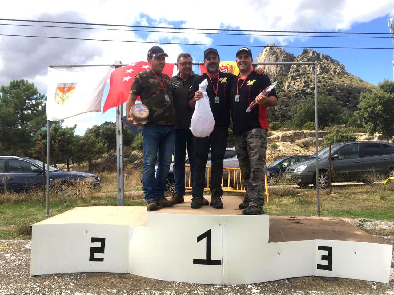 Campeonato Autonomico Field Target 2019 - Categoría Pistón