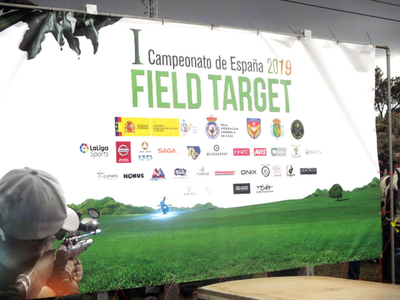Campeonato de España Field Target 2019