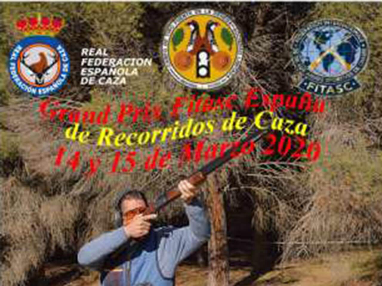 El Gran Prix FITASC de España de Recorridos de Caza - Trofeo Browning cerrará su plazo de inscripción el próximo 10 de marzo
