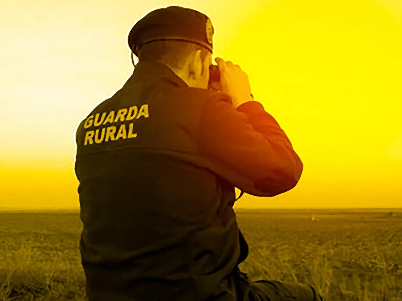 Los guardas de cotos de caza pueden seguir trabajando
