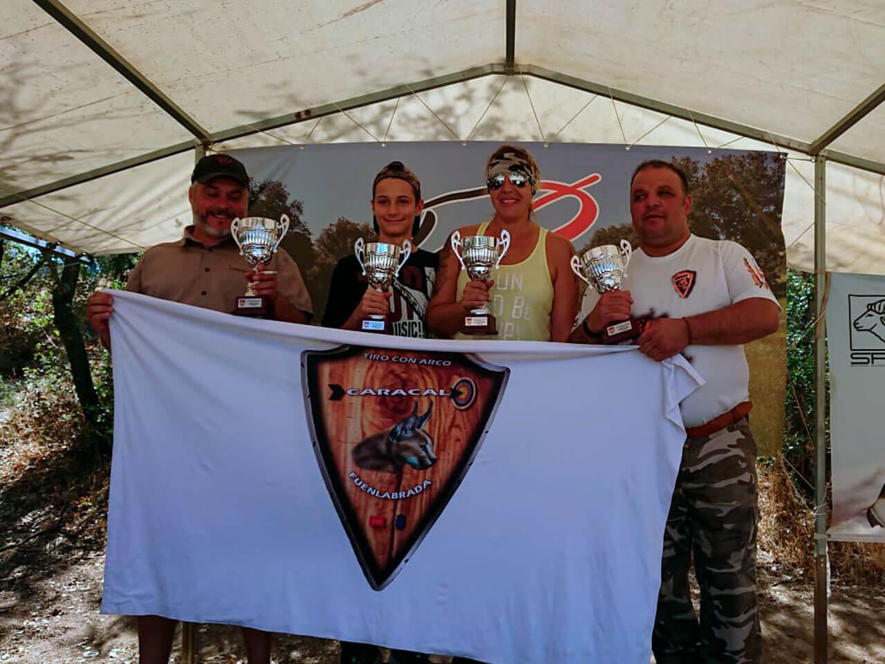 Campeonato Autonómico de Recorridos de Caza con Arco 2019