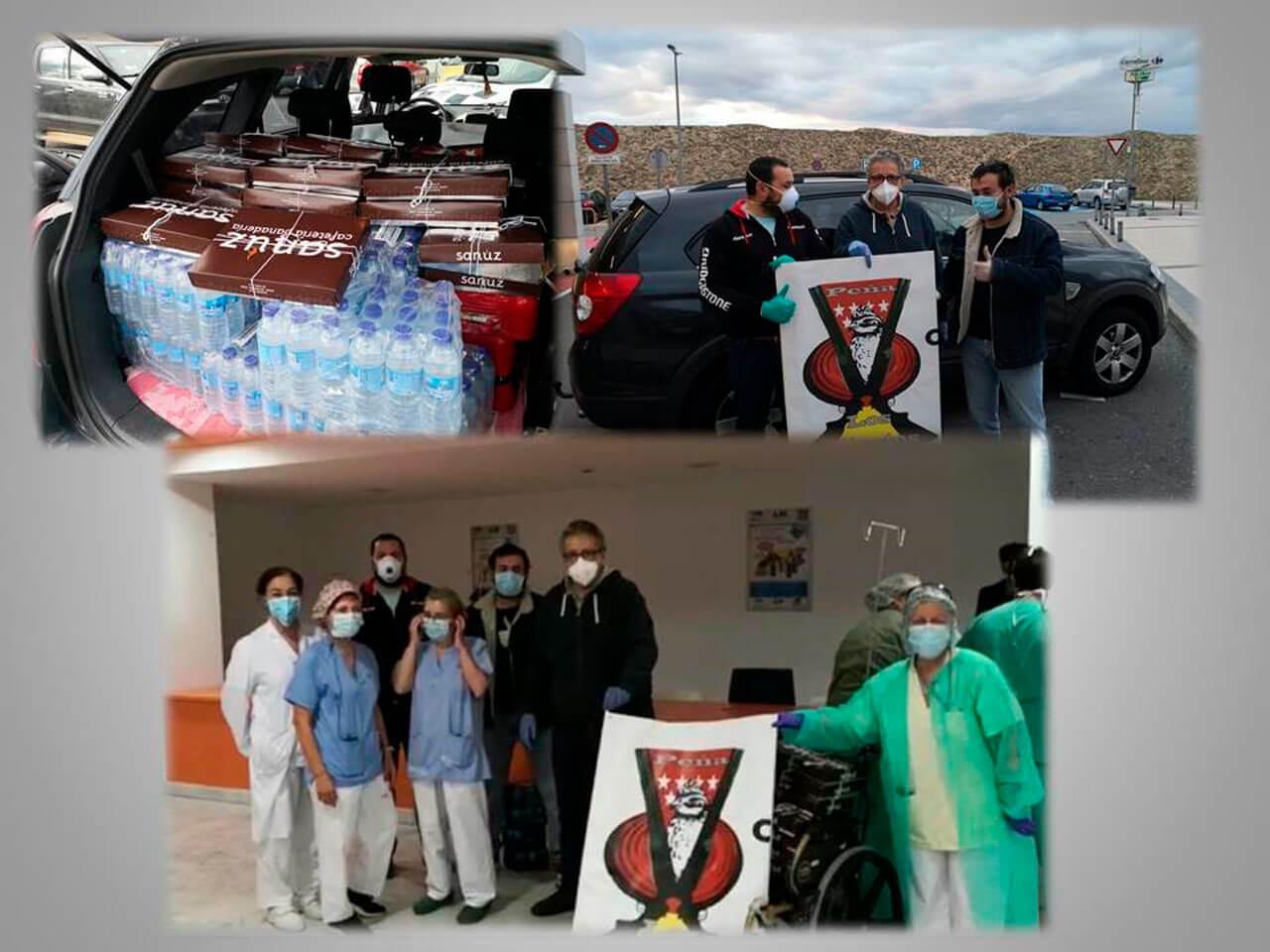 Donaciones Sociedad de Cazadores de Madrid