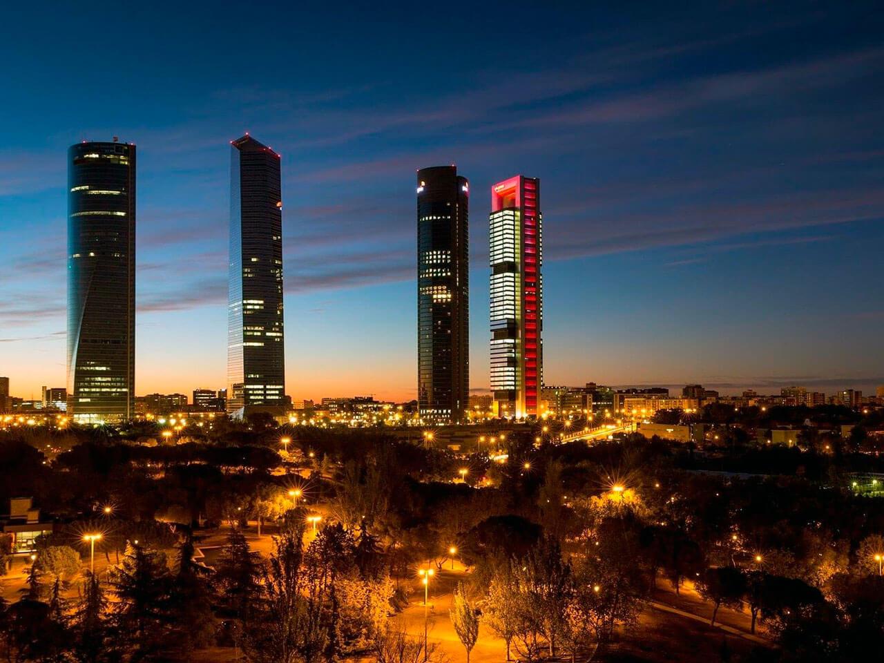Nueva situación en Madrid