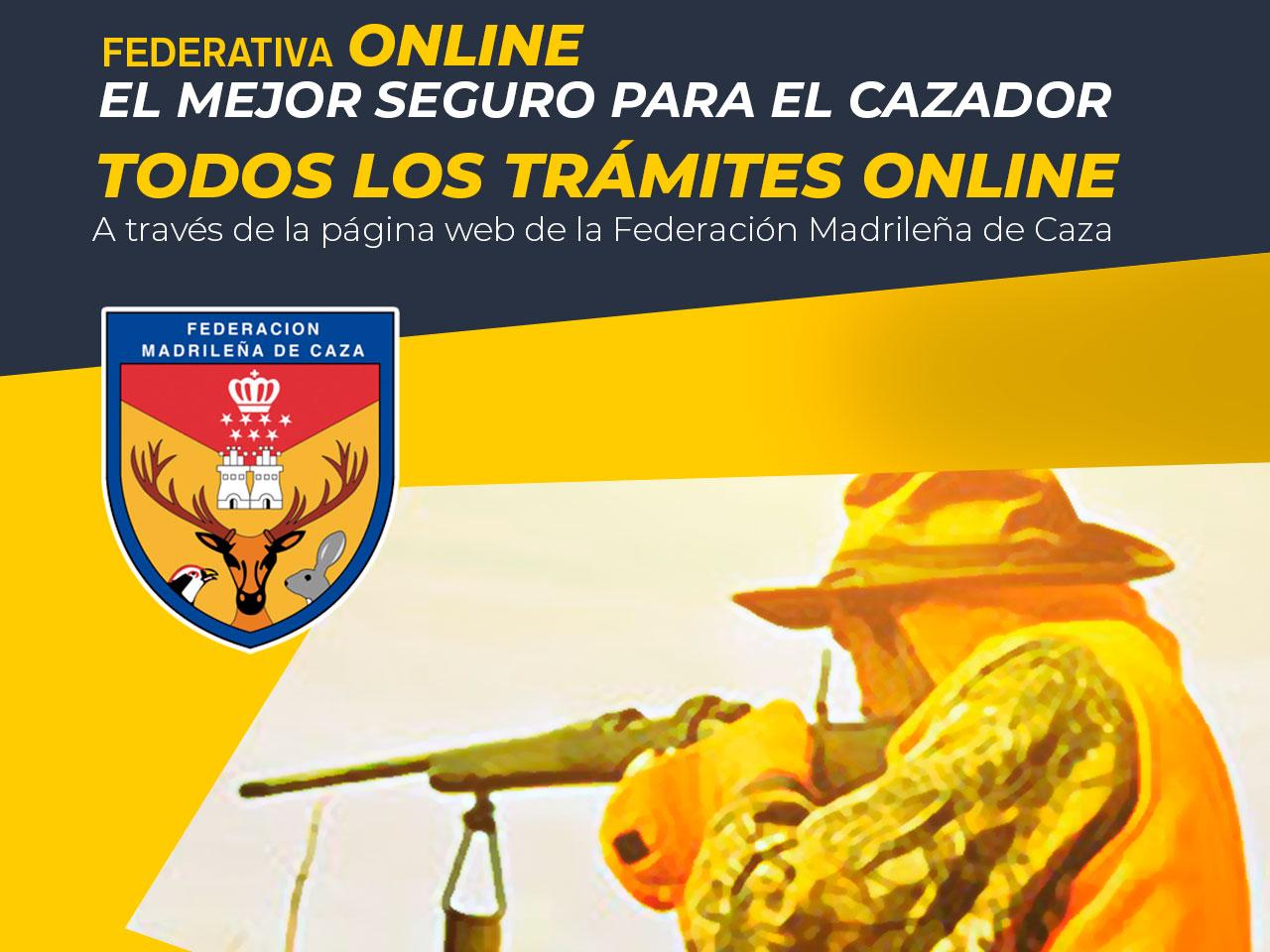 La Federación ya tiene su federativa online
