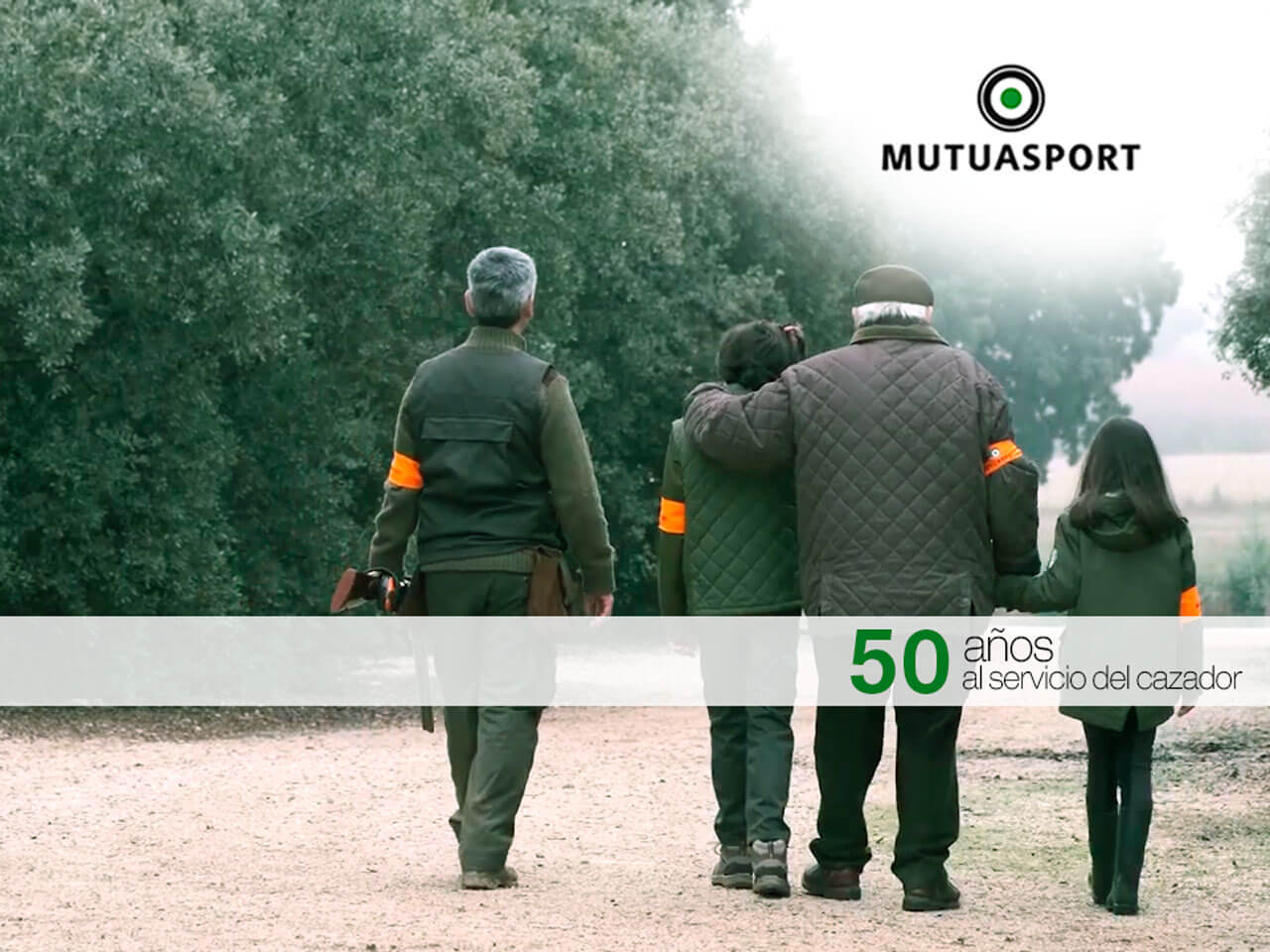 Mutuasport video 50 años