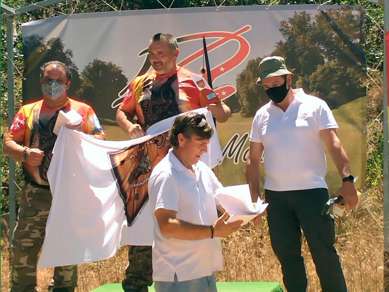 XXVII Campeonato Autonómico de Recorridos de Caza con arco