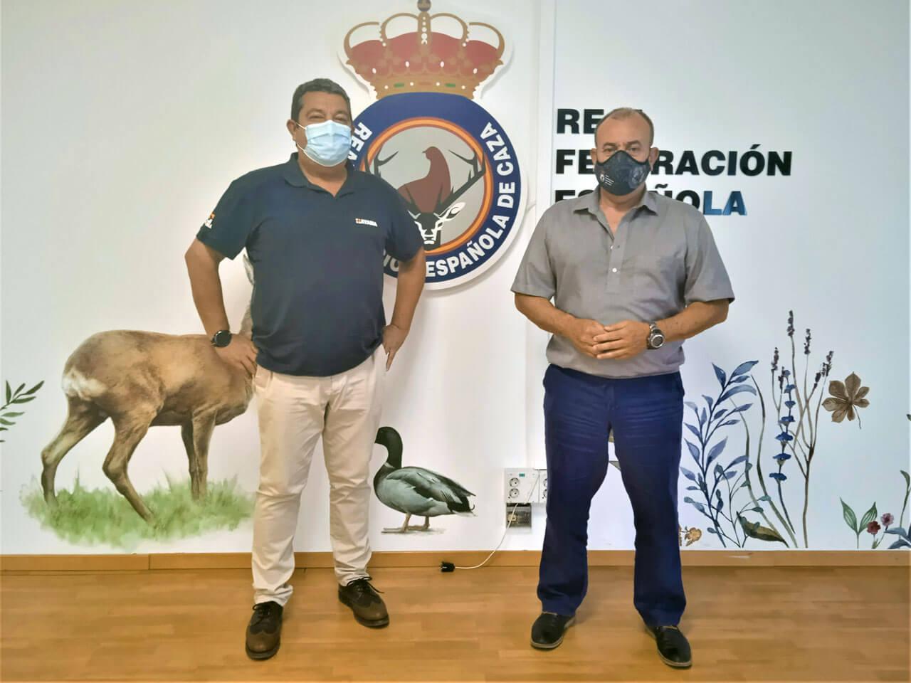Acuerdo de colaboración entre RFEC y Ayama