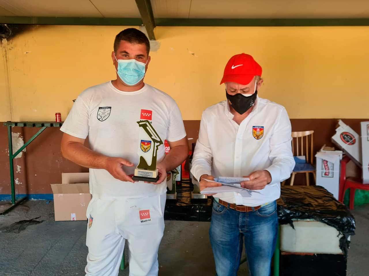Campeonato Autonómico Blancos a Brazo 2021